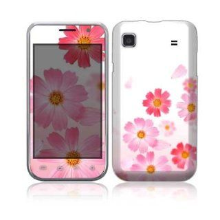Pink Daisy Decorative Skin Cover Decal Sticker for Samsung