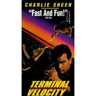 Terminal Velocity [VHS]: Charlie Sheen, Nastassja Kinski