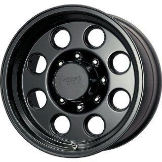 MB Wheels MB 72 Matte Black Wheel (15x8/5x139.7mm)