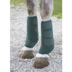 New White Sport Medicine Boots SMB Small Horse Tack