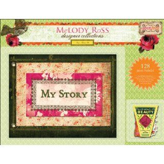 Gcd Studios 8 Inch by 6 Inch Soul Food Mini Album Kit