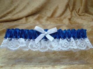 Satin Lace Wedding Garter Belt Bridal Elastic Hortense B Hewitt