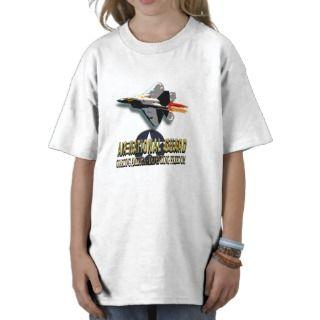 USAF ParaRescue Skull Beret Tee Shirts