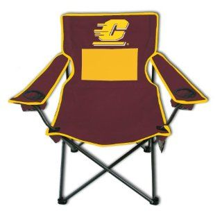 NCAA Central Michigan Chippewas Monster Mesh Folding Chair