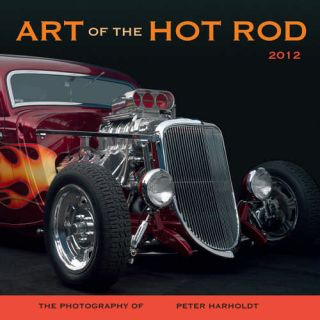 Hot Rod Art 2012 Wall Calendar
