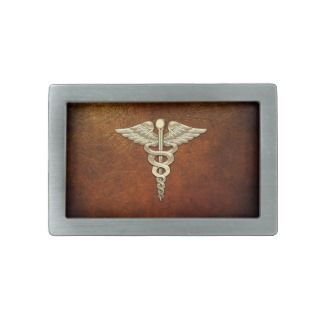 60] Medical Corps Branch Insignia Belt Buckle
