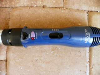Revlon 1200 Watt Ionic Hot Air Hair Dryer Styler Straightener Curling