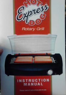 Hot Dog Express Rotary Grill