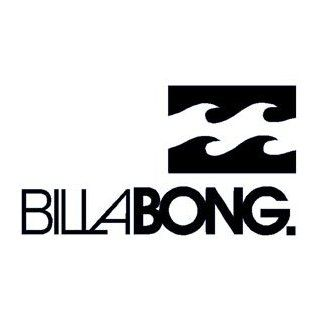 Billabong Wave Logo Vinyl Sticker Decal White 6 Inch Home