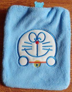 Cute Cartoon Anime Doraemon Winter Hot Water Bag Bottle Plush Cover 7