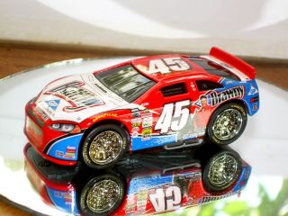 Hot Wheels NASCAR Die Cast Car 1 64 45 Brawny Dodge