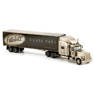 Norscot Peterbilt 379 Truck Commemorative Bronze Model 1