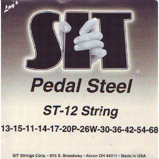 S I T Strings Pedal Steel Guitar Power Wound Nickel Plated