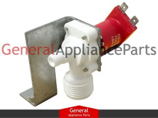 GE General Electric Hotpoint Refrigerator Water Inlet Solenoid Valve