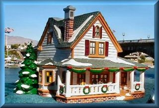 Boulder Springs House UTube New Department Dept 56 Snow Village D56 SV
