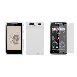 Motorola DROID RAZR (Verizon) Premium Combo Pack   White