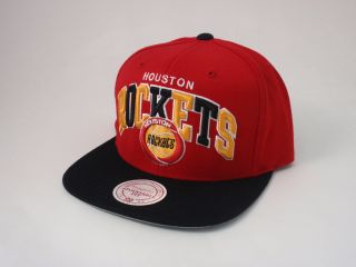 Mitchell Ness Snapback Hat Houston Rockets Adjustable Cap Jeremy Lin