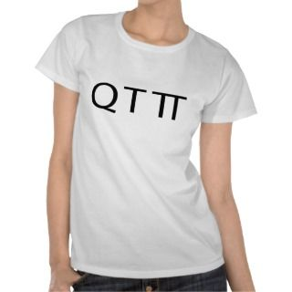Cutie Pie Sorority Girls T Shirts