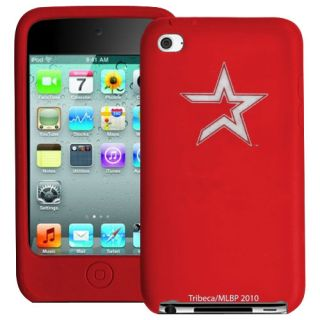 Houston Astros Silicone 4th Generation iPod Touch Case Brick Red