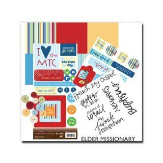 Scrapbooking kit   Perfect for making scrapbook pages for