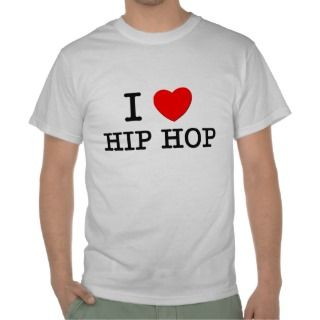 Love Hip Hop T shirt