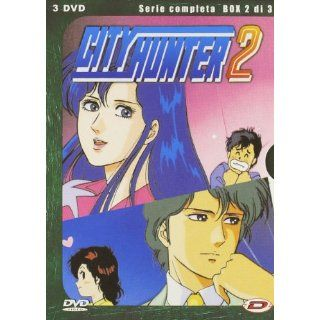 City Hunter   Stagione 02 #02 (3 Dvd): Kenji Kodama