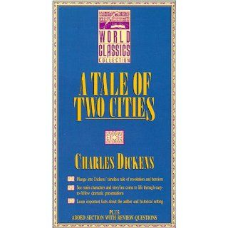 Dickens Tale of Two Cities [VHS] Classic Books Movies