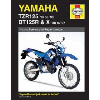 Manual   Yamaha TZR125 87 93 / DT125R 88 02    Automotive