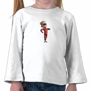 The Incredibles Dash Standing Proud Disney Shirts