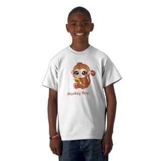 Monkey Boy t shirt