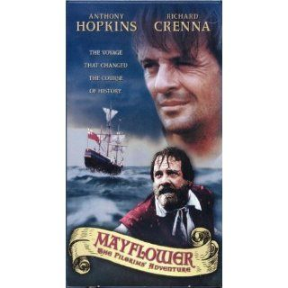 Mayflower: The Pilgrims Adventure [VHS]: Jenny Agutter
