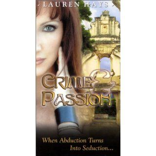 Crime & Passion [VHS] Lauren Hays Movies & TV