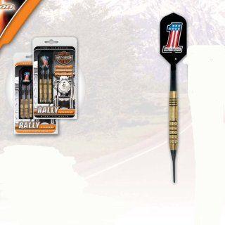 Harley Davidson Rally Soft Tip Dart Set 18 gram Sports