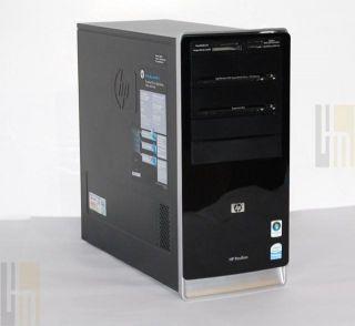 HP Pavilion A6620F Desktop Computer Pentium D 2 5 500 4GB FQ515AA ABA