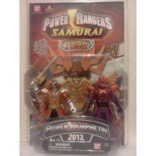 Power Ranger Samurai (Metallic) Shark Attack Red Ranger