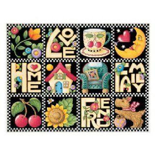Springbok Love Home Family Friends 400 Piece Jigsaw Puzzle