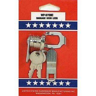 United States Hdw Mfg/U S Ha Baggage Dr Cam Lock Wp9708 Mobile Home