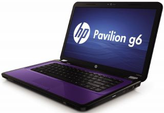 HP Pavilion g6 15.6 Laptop (Intel Dual Core, 2.13GHz, 500GB, 4GB Ram