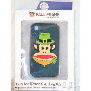 Paul Frank Iphone 4 / 4gs Silicon Case Four Leaf Clover