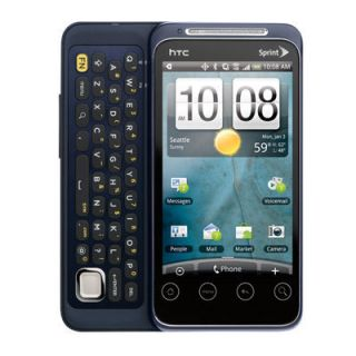 HTC EVO Shift 4G Sprint Android WiFi Camera Cell Phone 821793007829