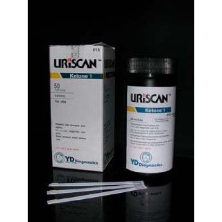 Test Strips, Biosys   Model U39   Case Of 100