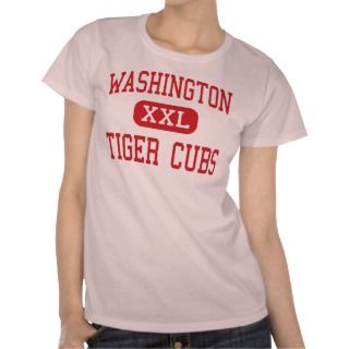 Washington   Tiger Cubs   Junior   Bentonville Tees