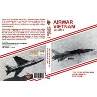 AirWar Vietnam Volume 1  The F 105 Story and Air Power at