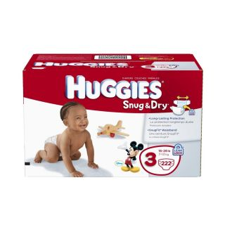 Huggies Snug Dry Diapers Big Box Sizes 1 6