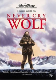 NEVER CRY WOLF~~~DISNEY~~~HUGH WEBSTER~~~NEW DVD!!!!