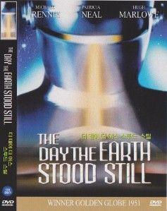 The Day The Earth Stood Still 1951 Michael Rennie DVD