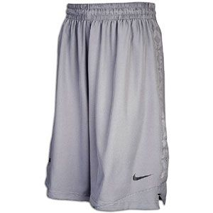 Nike Lebron Game Time 10 Short   Mens   Charcoal/Charcoal/Charcoal