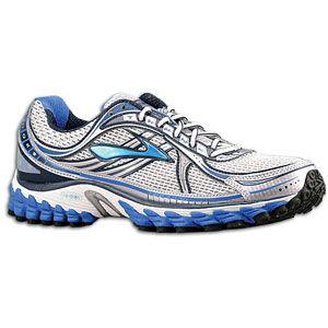Brooks Trance 11   Mens   Running   Shoes   Passat Grey/Strong Blue