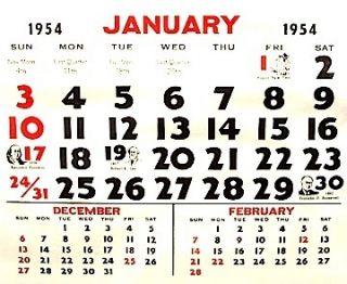 Marilyn Monroe Calendar Salesman Thompson Sketches Pinup 1954 Golden