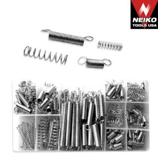 200 pc Spring Assortment Set Hardware Tools Springs
